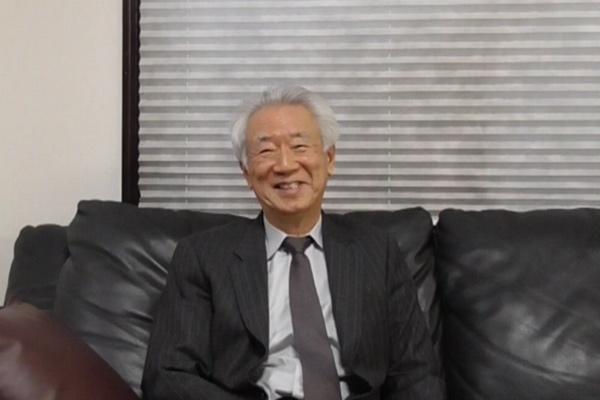 シリーズ8 加藤諦三さんが語る、著書<a href=
