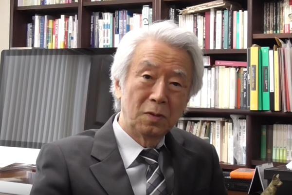 シリーズ1 加藤諦三さんが語る、著書「逆境に勝てる人」