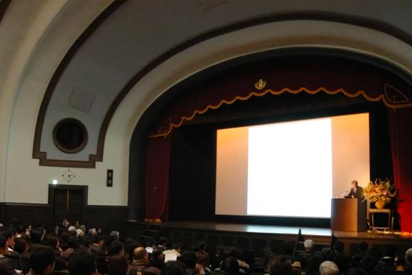 2008年1月19日 加藤諦三先生 早稲田大学最終講義③